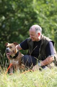 bleib im Training immer freundlich und ehrlich, die Hunde danken es mit Liebe und Zuneigung